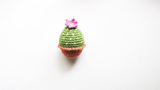 Crochet: Cactus Egg