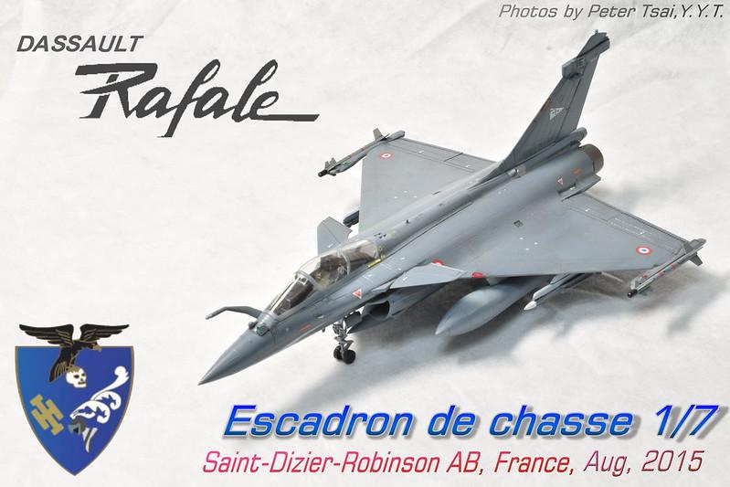 1/72 Dassault Rafale C Ec.1/7