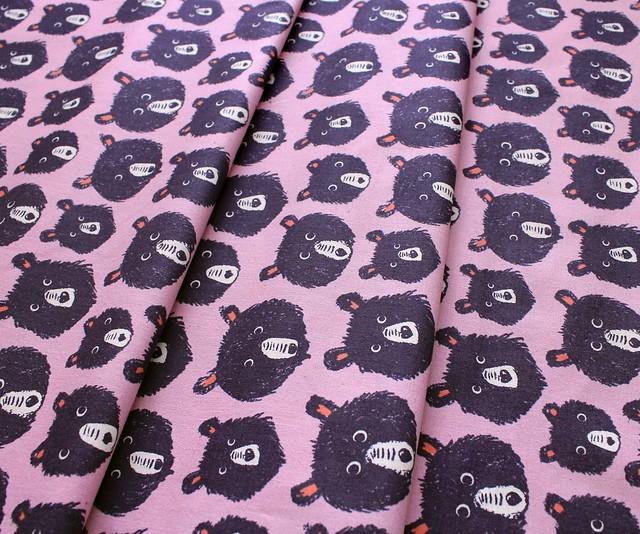 COTTON+STEEL Cozy 5145-01 Teddy & The Bears Lilac