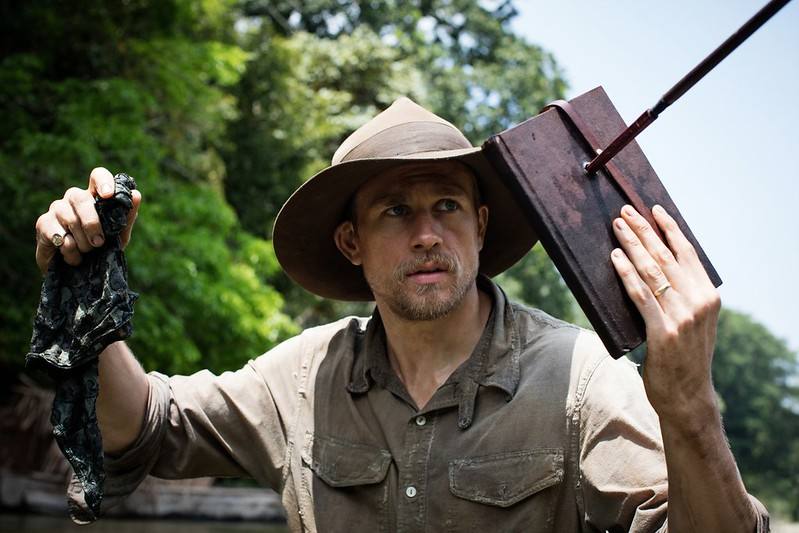 Charlie Hunnam searches in vain for THE LOST CITY OF Z.