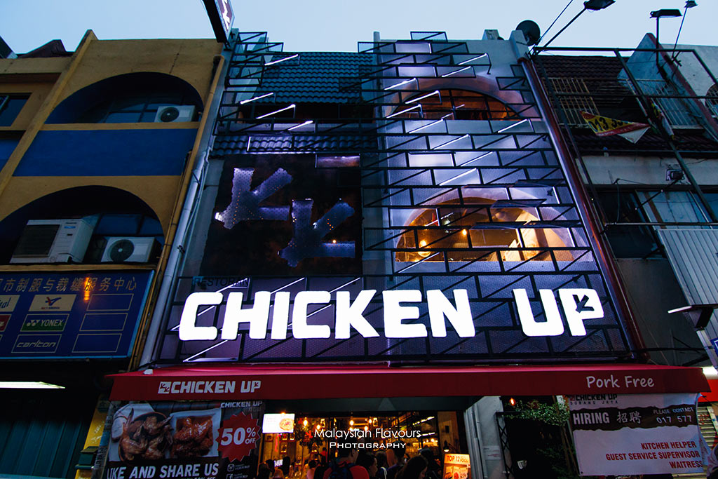 Chicken Up Subang