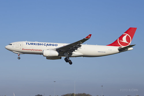 TC-JDP Turkish Airlines Airbus A330-243F, Maastricht Aachen Airport - EHBK/MST | by neplev1