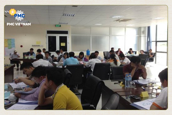 Cam kết chất lượng sau khoá học duy nhất chỉ có tại PMC Việt Nam