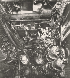 U-Boat 110, the Torpedo Room showing an overhead arrangement | by Tyne & Wear Archives & Museums