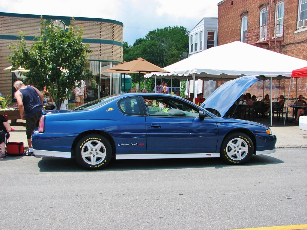 A 2003 CHEVY MONTE CARLO SS IN JULY 2013 | Seen at the ...