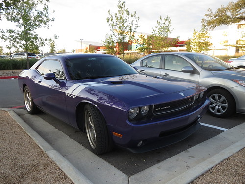 Ophelia S Adornments Blog May 2012: 2010 Dodge Challenger RT In Plum Crazy With Non-Classic St