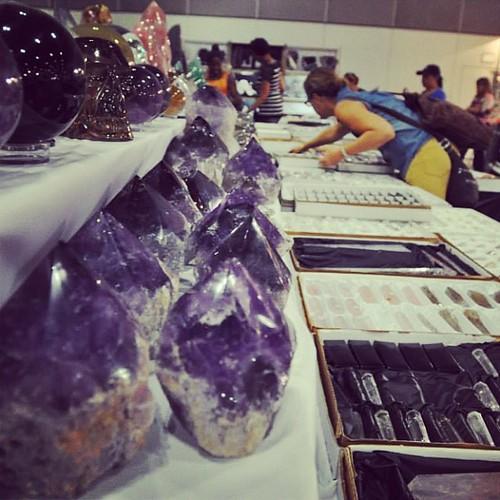 International Gem & Jewelry Show Finds! #gem #treasure #am