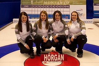 Team Horgan — Idylwylde Golf and Country Club, Sudbury, Ont.Tracy Horgan, Jennifer Horgan, Jenna Enge, Amanda Gates, Kendra Lilly (alternate), Andrea Ronnebeck (coach) | by seasonofchampions