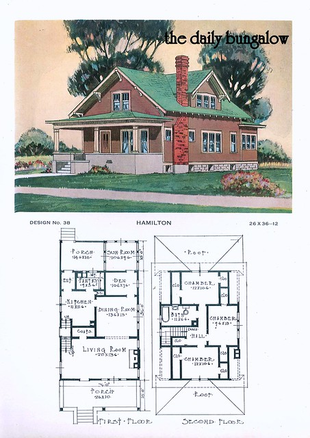 1920 building service house plans flickr photo sharing for 1920 bungalow house plans
