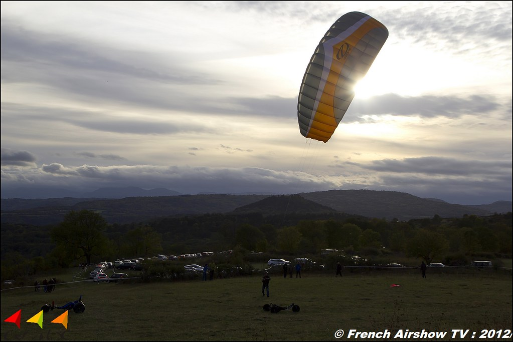 Aeronefs Cervolix Plateau de Gergovie Auvergne Comment faire photos de Meeting Aerien 2012