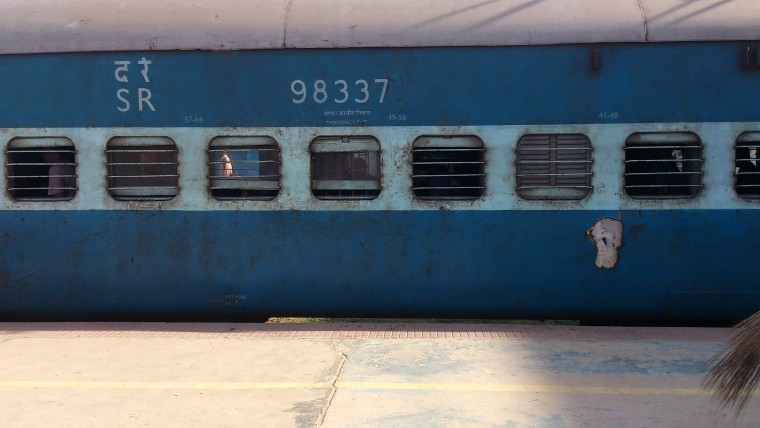 Dirty Coach Bangalore Express