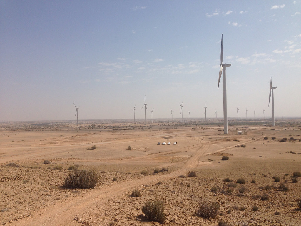 wind turbines 1 ffcel wind farm jhampir pakistan flickr. Black Bedroom Furniture Sets. Home Design Ideas