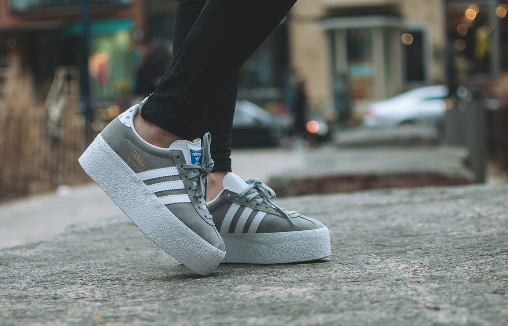 adidas gazelle plateforme up