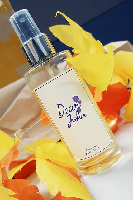 halfwhiteboy - dear john cologne by lush 01