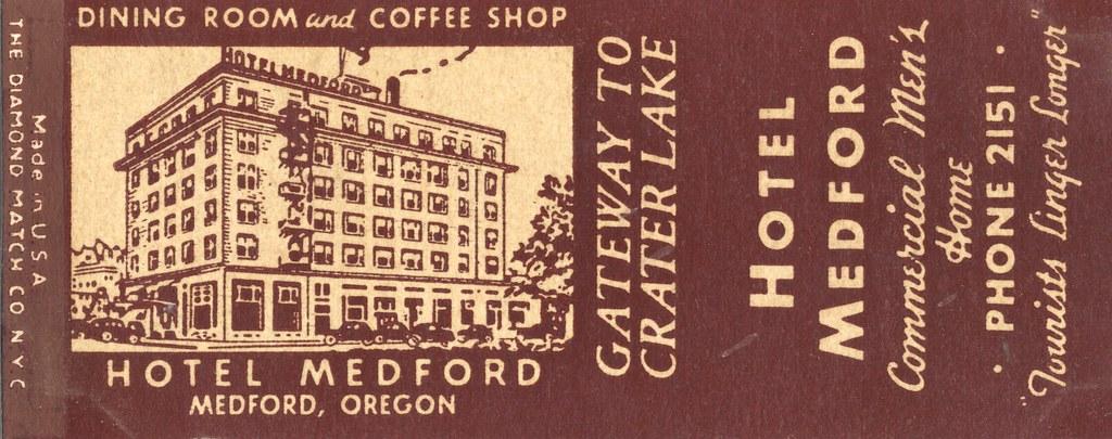 Hotel Medford - Medford, Oregon