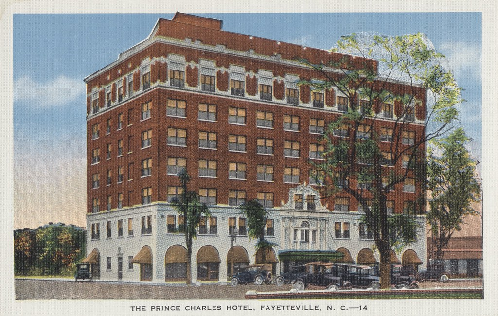 Prince Charles Hotel - Fayetteville, North Carolina