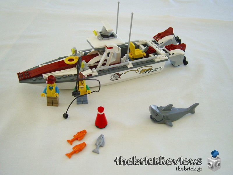 ThebrickReview: 60147 Fishing Boat 32879288740_762fbeff33_c