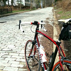 Spring is for cobbled climbs