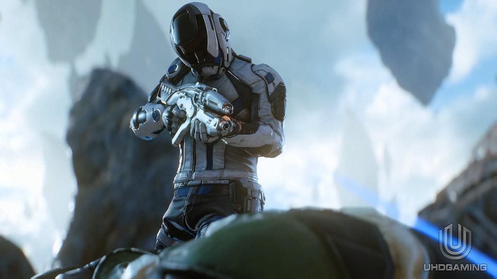 Mass Effect Andromeda 4K