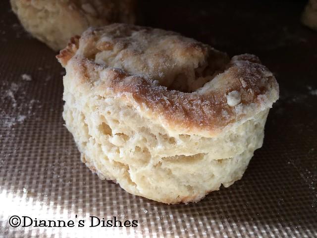 Buttermilk Biscuits: Goodness