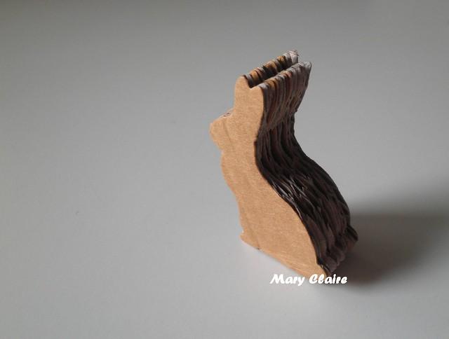 coniglietti strati cartone