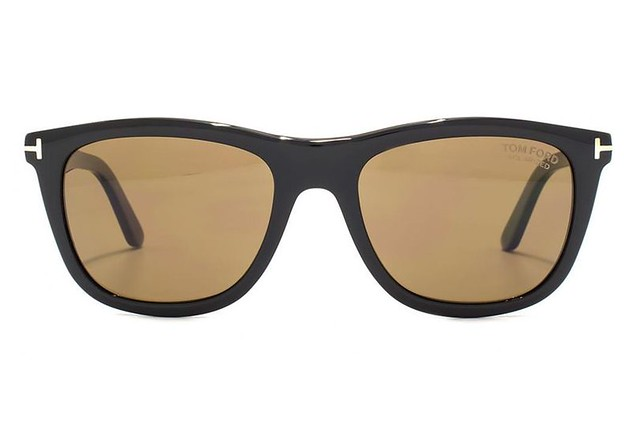 513fdcf81d ... that style expert Tom Ford can do wrong and in this pair of Andrew  Shiny Havana shades he has thought about how the formally dressed discerning  gent ...