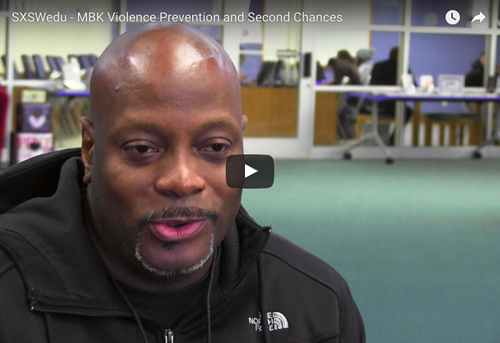 MBK Violence Prevention and Second Chances video