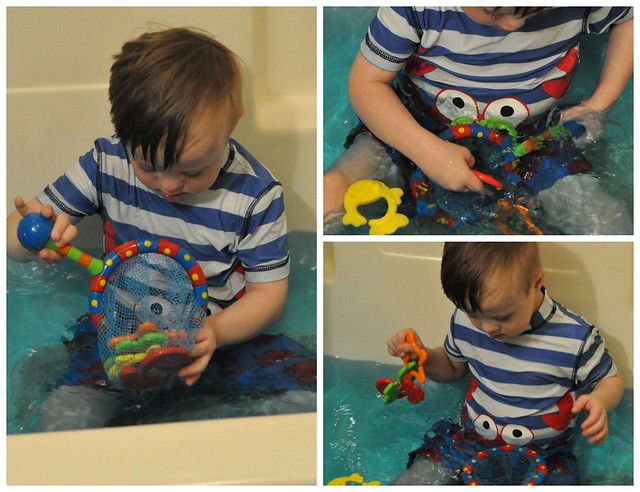 Nuby Splash N' Catch Bathtime Fishing Set