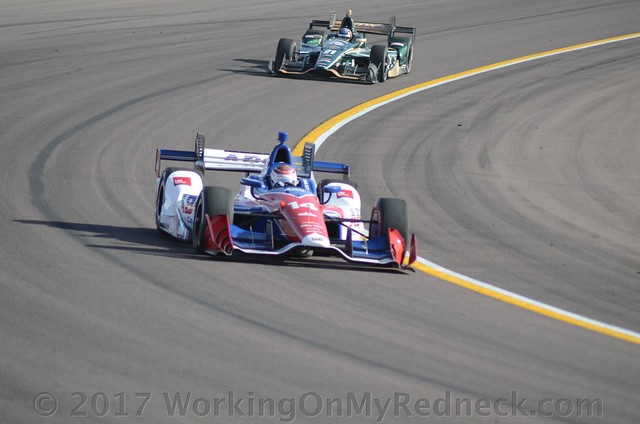 Carlos Munoz and JR Hildebrand
