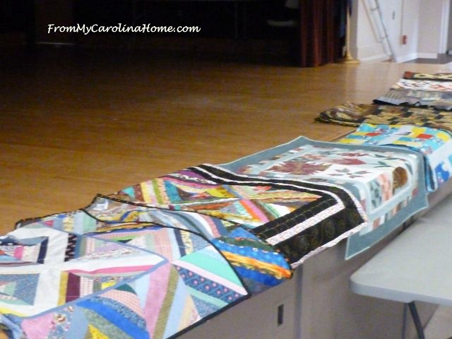 Grand Strand Quilters 20 quilts