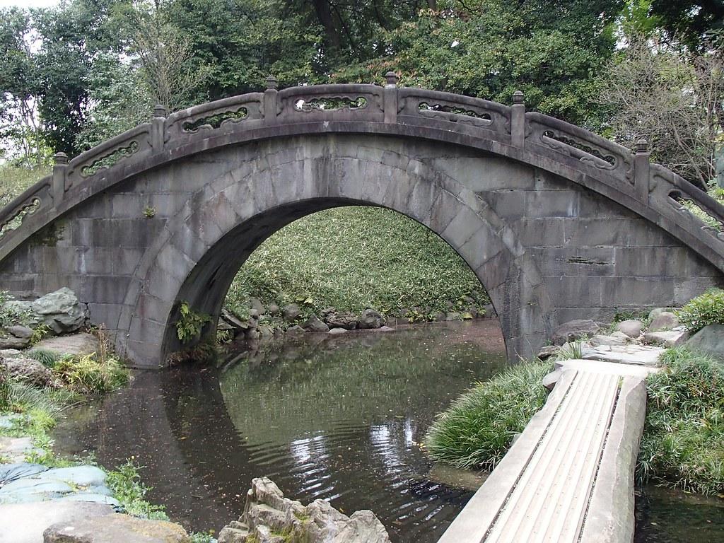 Båg-bron?