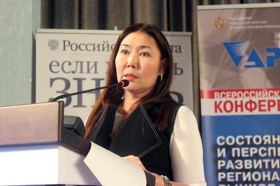 """Мария Христофорова, Медиагруппа """"Ситим"""" (Якутия)"""