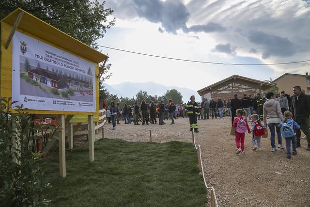 Terremoto centro Italia: scuole