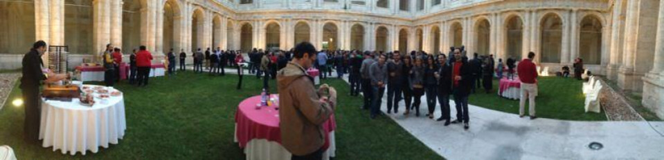 UX Spain 2013, Museo Patio de la Infanta