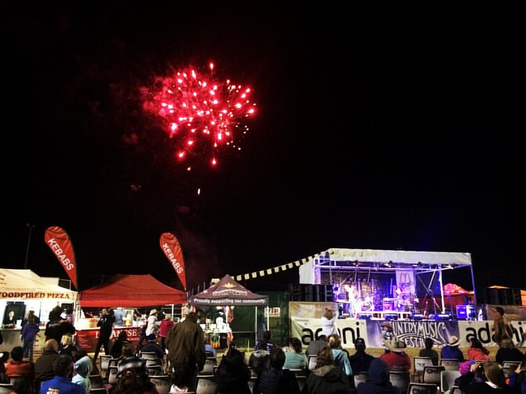 charters towers country music festival
