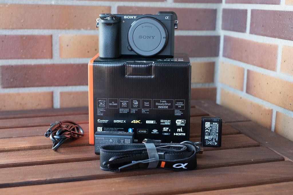 [VENDIDA]Sony A6500 - más accesorios (funda Gariz, L-plate) en Camaras y Objetivos33974265781_7be14f4c46_b