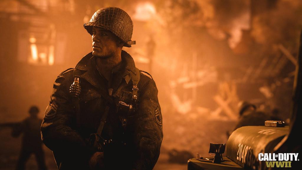Resultado de imagen de fotos de call of duty ww2