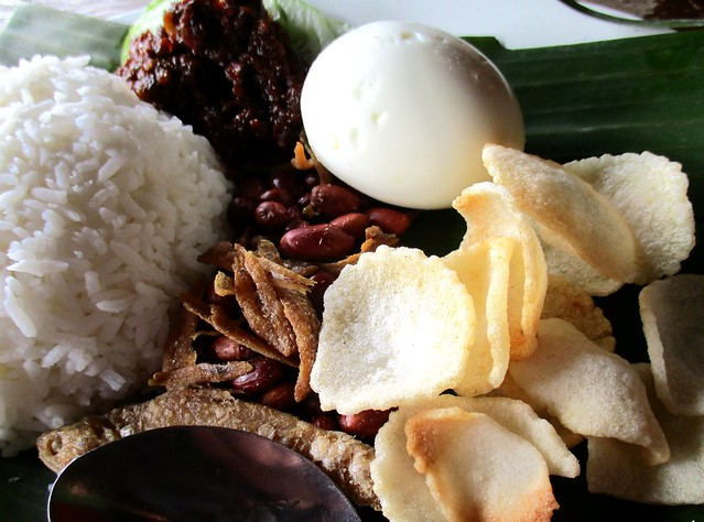 One O One Cafe nasi lemak 2