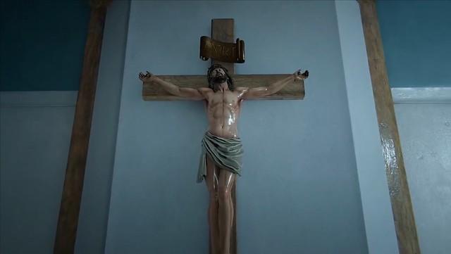Outlast 2 - Crucifix