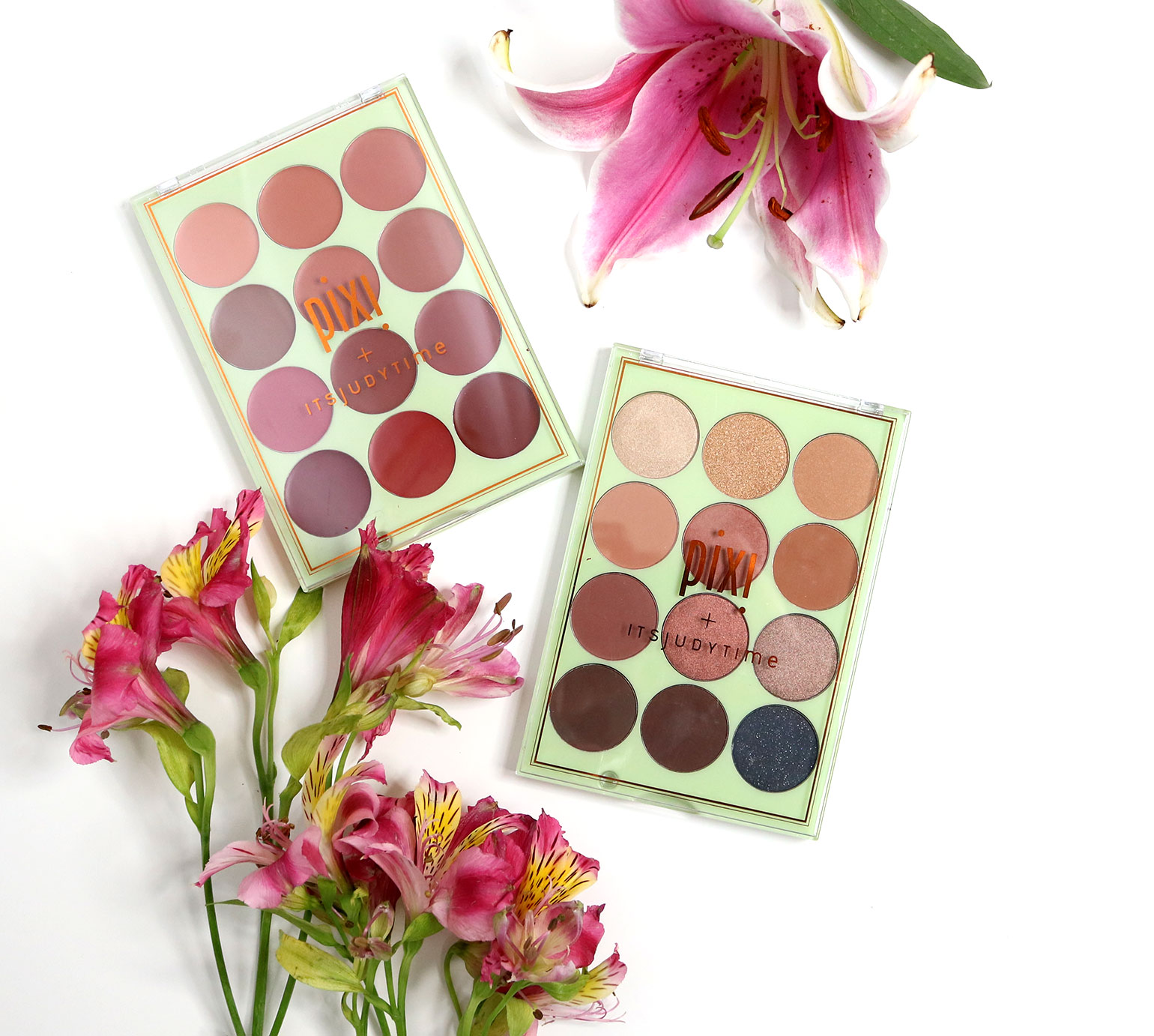 6 Pixibeauty - Pixi by Petra - ItsJudyTime Palettes Review Swatches - Gen-zel.com