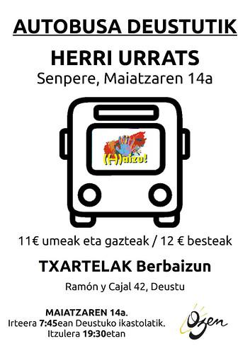 Herri Urratseko busa
