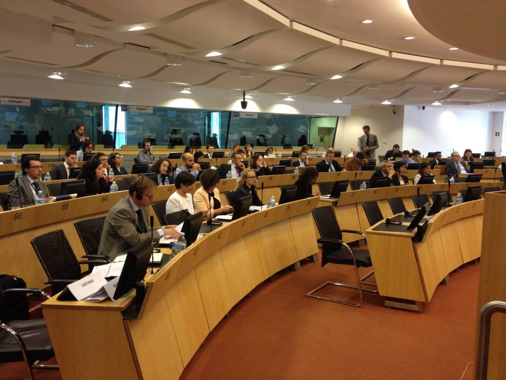 Conference EUSAIR, synergies with the EU direct funding programmes. Brussels, 26/06/2014