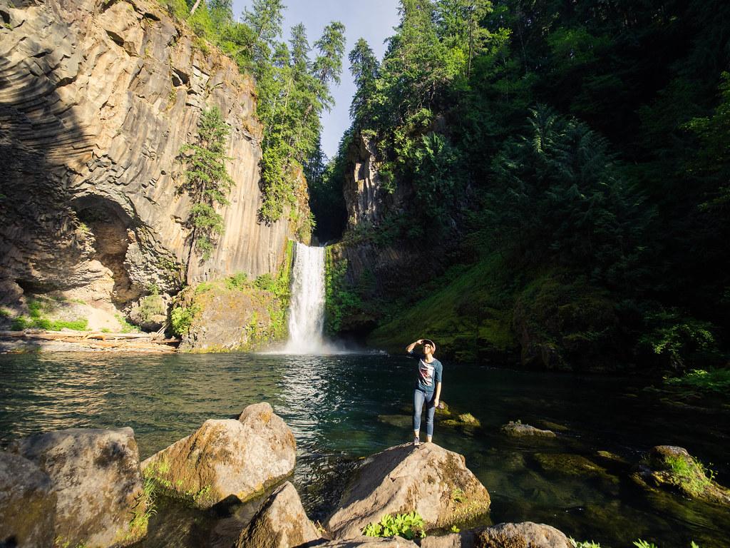 Toketee Falls-23