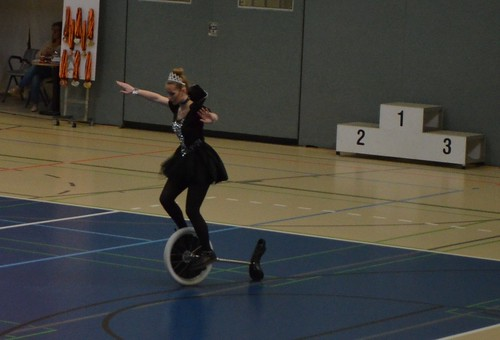 German Championships in Unicycle Freestyle