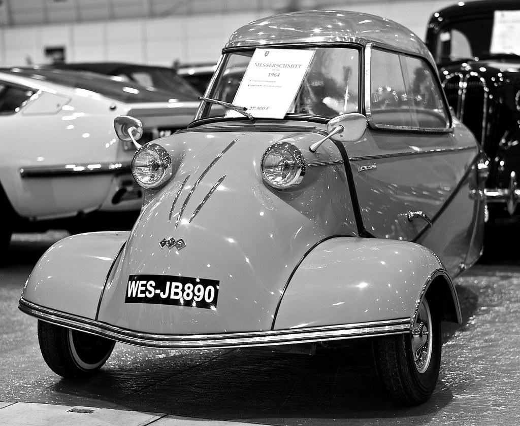 Used Car Factory >> Messerschmitt KR200 | MotorClássico, Lisbon, Portugal in Wi… | Flickr