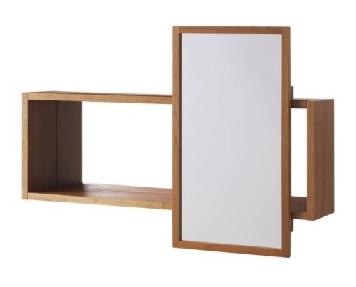 discontinued ikea molger mirror cabinet heath ashli flickr. Black Bedroom Furniture Sets. Home Design Ideas