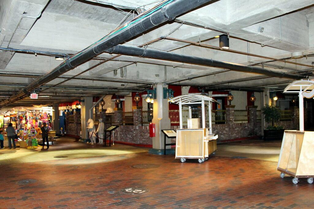 Atlanta Downtown Underground Atlanta Underground