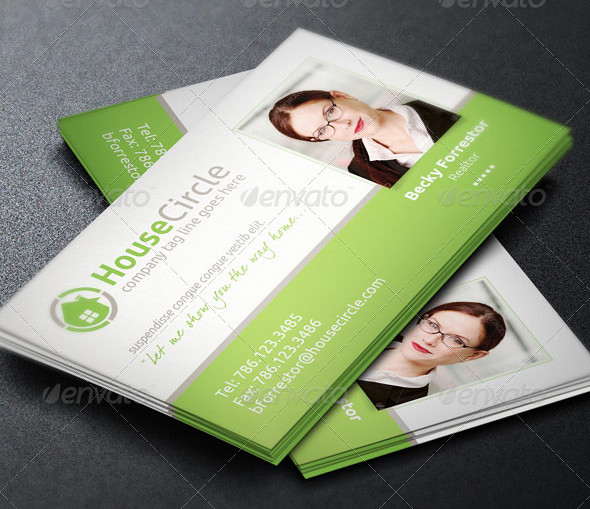 Realtor business card template the realtor business card t flickr realtor business card template by godserv friedricerecipe Images