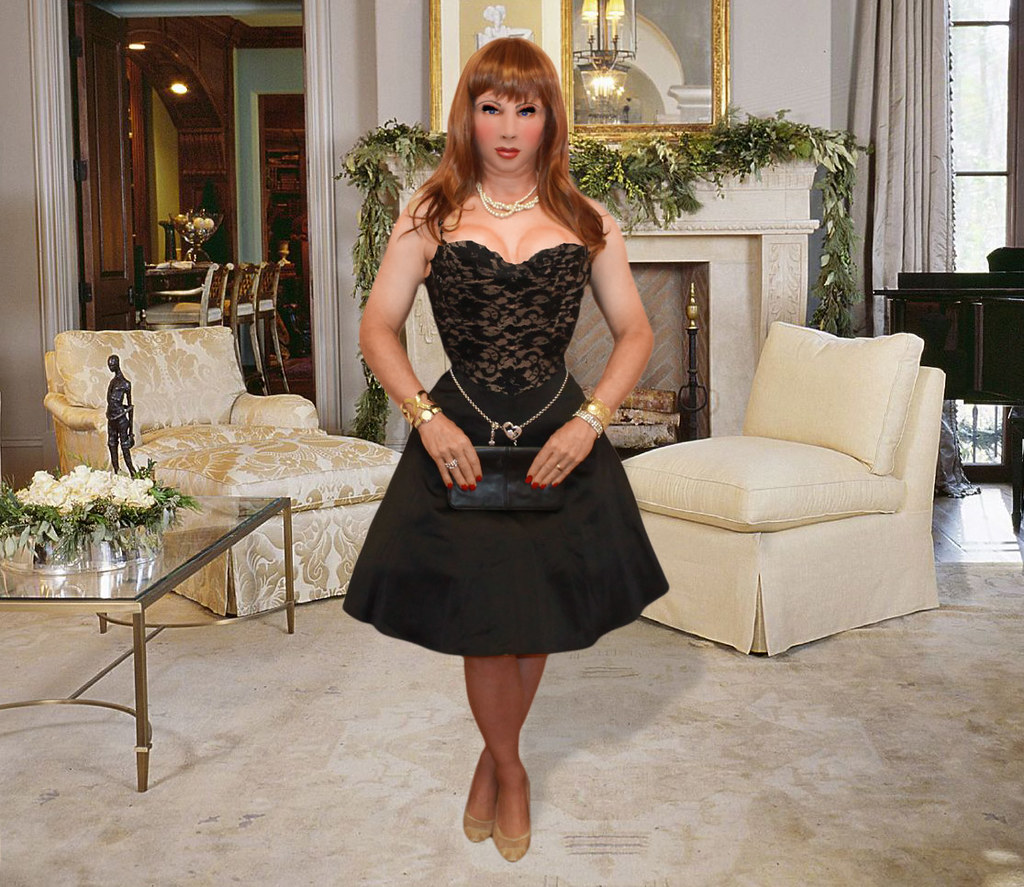 Kathy Leigh Black Cocktail Dress I M Ready To Go Where