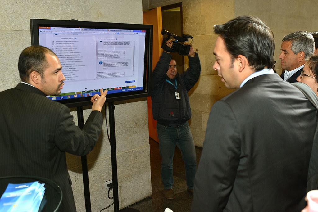 Lanzamiento oficina virtual propiedad intelectual colombia flickr - Oficina virtual industria ...